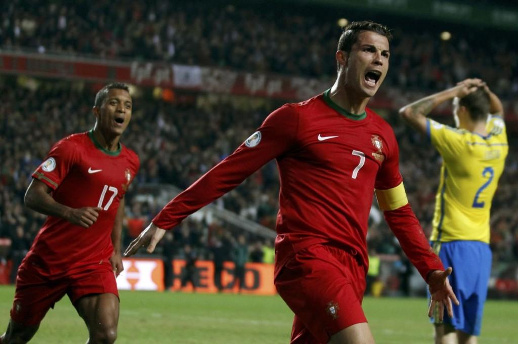 Ronaldos 50 Bedste mål