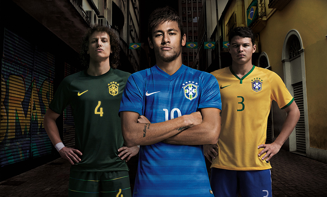 Brasiliens Landsholdstrøje til VM