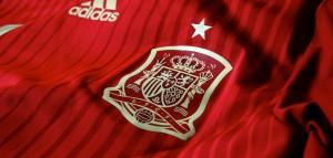 Spaniens Landsholdstrøje til VM 2014