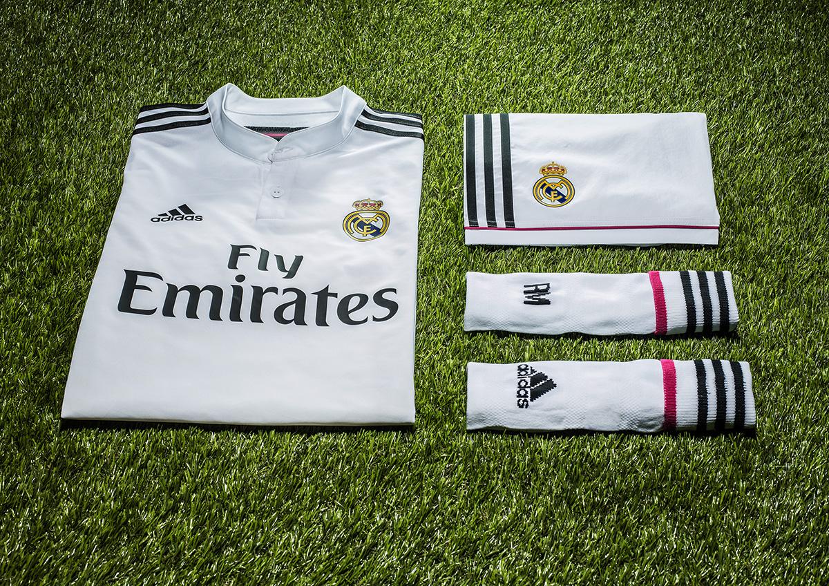 Real Madrids Hjemmebanetrøje