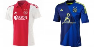 Ajax AMsterdam Fodboldtrøje 2014