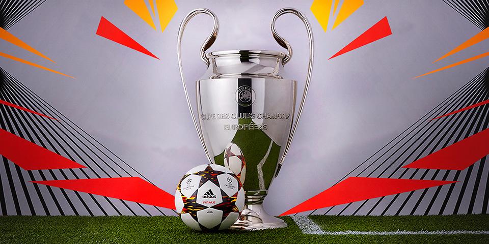 Champions League Fodbolden 2014/15