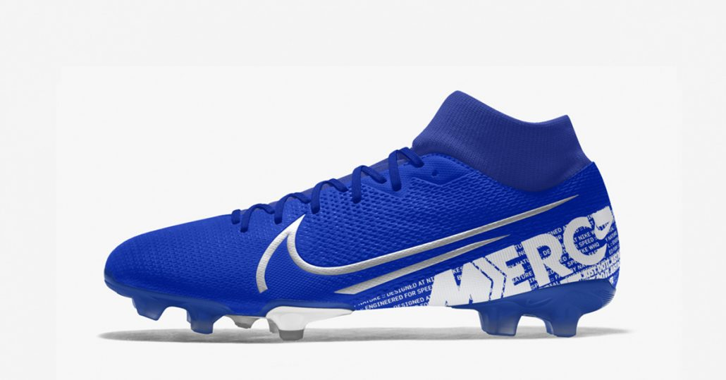 Nike Mercurial Superfly 7 By You