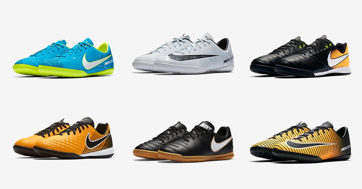 fodboldstøvler med sok i nike 2017