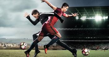 Nike's EM reklame