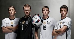 Tysklands landsholdstrøje 2016