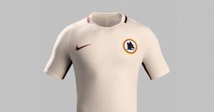 AS Roma Udebanetrøje 2016
