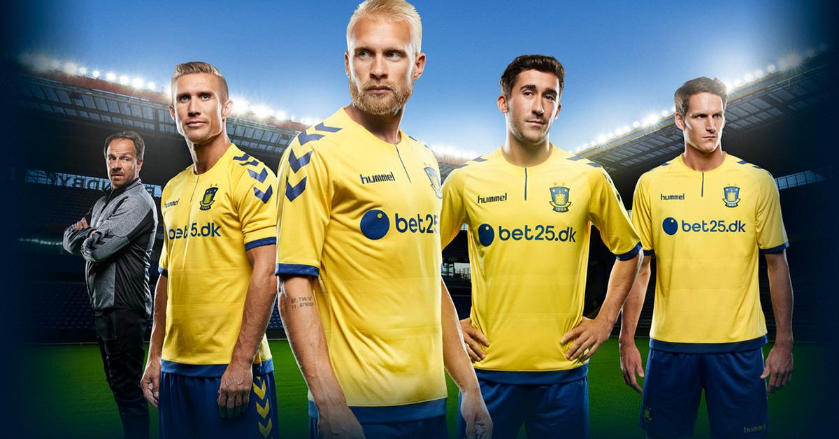 Brøndby IF Hjemmebanetrøje 2016