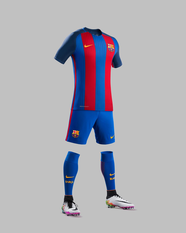FC Barcelona Hjemmebanetrøje 2016