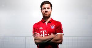 FC Bayern München Hjemmebanetrøje 2016