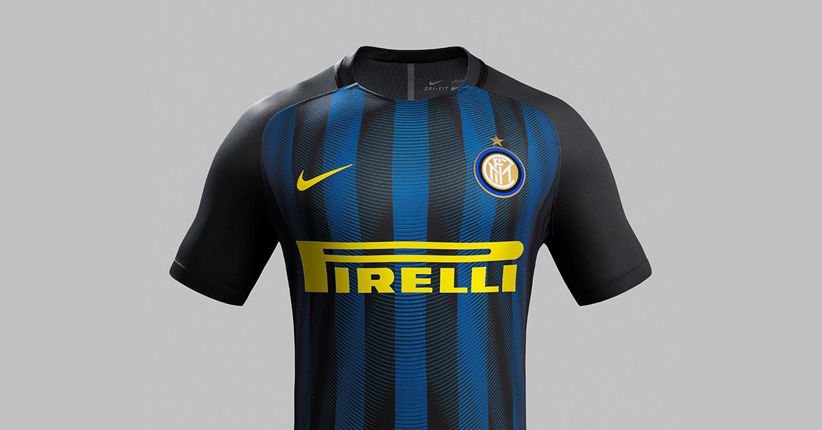 FC Inter Hjemmebanetrøje 2016