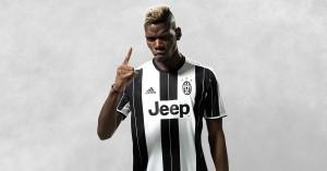 Juventus hjemmebanetrøje 2016