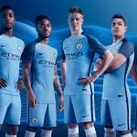 Manchester City Hjemmebanetrøje 2016