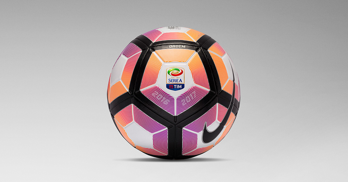 Nike Ordem 4 - Serie A Fodbolden 2016