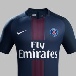 Paris Saint-Germain Hjemmebanetrøje 2016