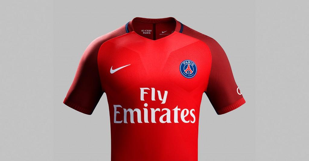 Paris Saint-Germain Udebanetrøje 2016