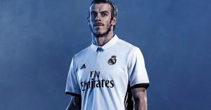 Real Madrid Hjemmebanetrøje 2016