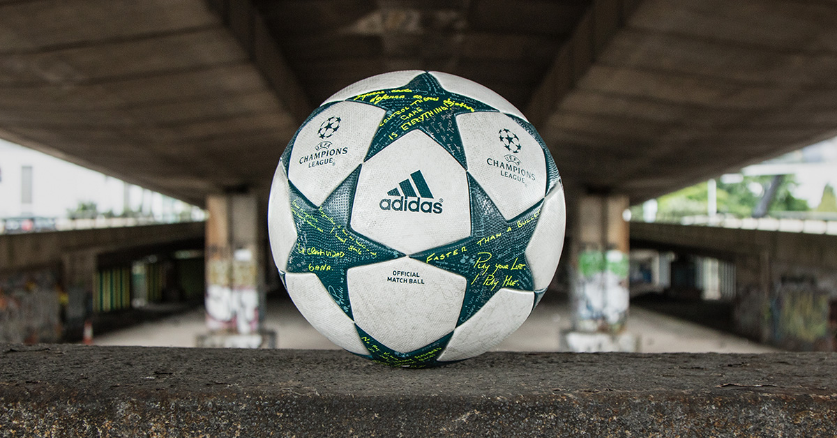 Champions League Fodbolden 2016