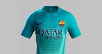 FC Barcelona 3. Trøje 2016
