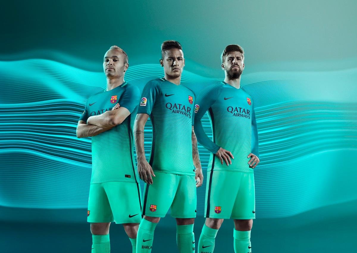 FC Barcelona 3rd kit