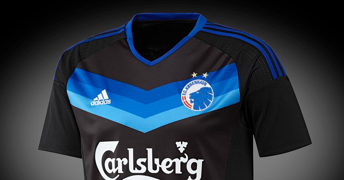 FC København Udebanetrøje 2016