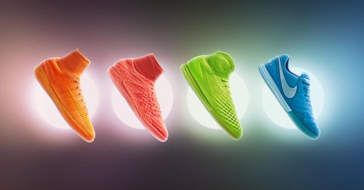 Nike Floodlights Glow Indendørssko