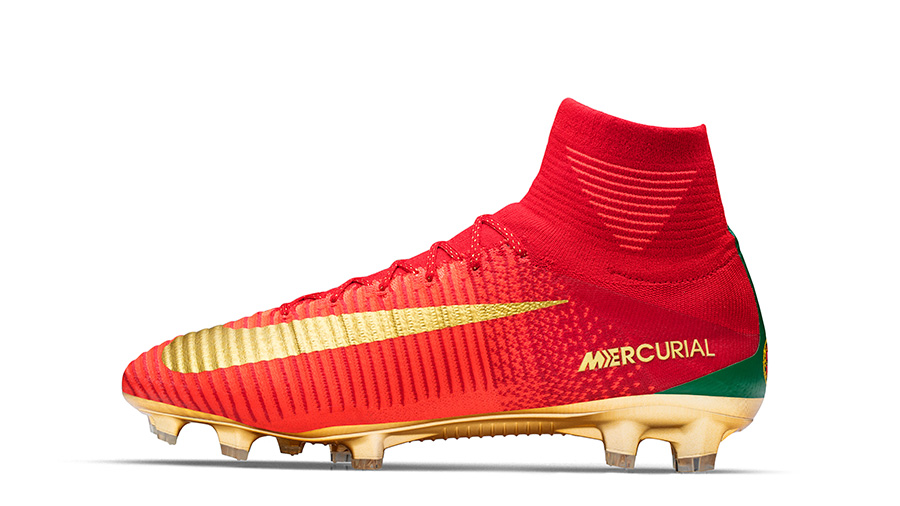 2017 Nike Mercurial Superfly 5 CR7 'Portugal'