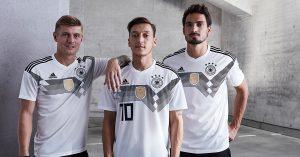 Tysklands Landsholdstrøje til VM 2018