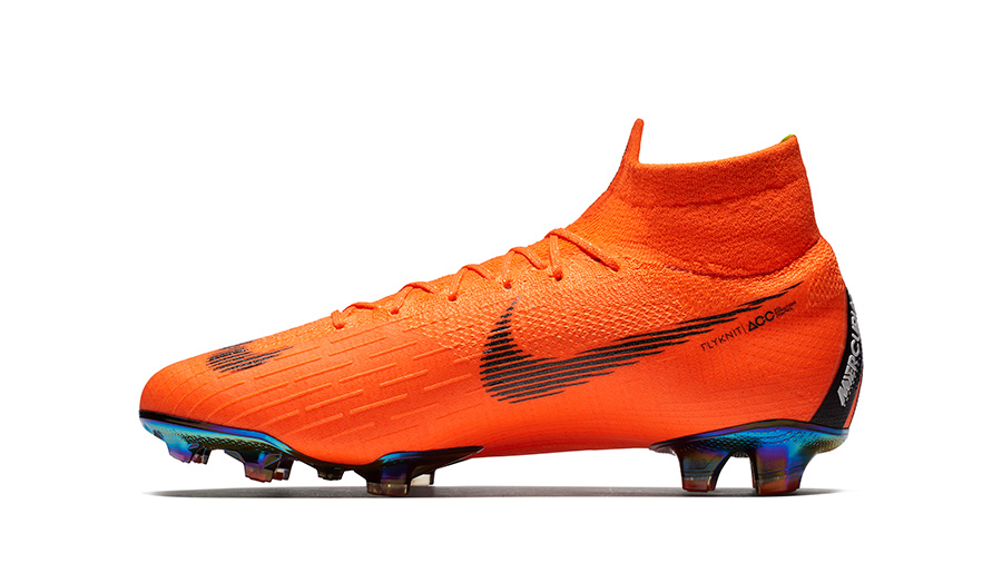 2018 Nike Mercurial Superfly 6 'Total Orange'
