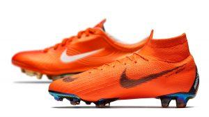 Cristiano Ronaldos historie fortalt med fodboldstøvler