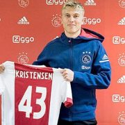 Ajax Amsterdams nye back Rasmus Nissen