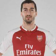 Henrikh Mkhitaryan Arsenals nye Gunner