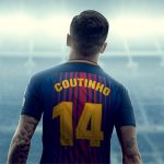 Philippe Coutinho FC Barcelona Fodboldtrøje