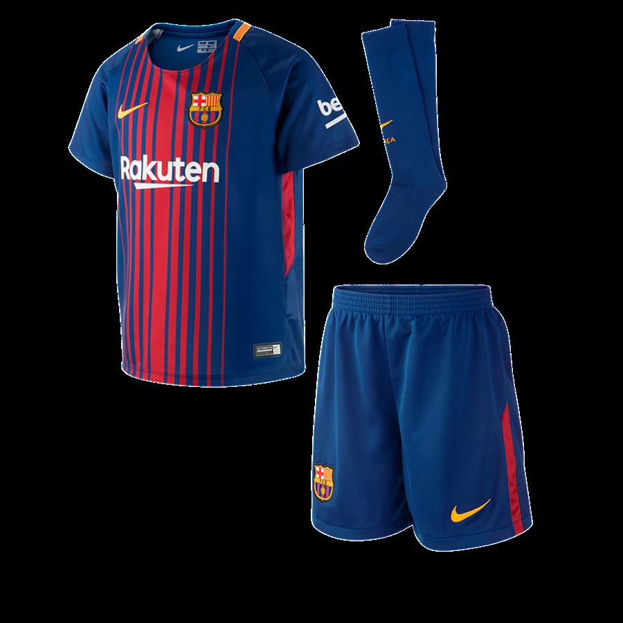 Philippe Coutinho FC Barcelona Fodboldtrøje til børn