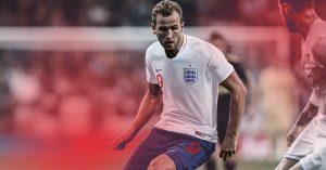 Englands Landsholdstrøje til VM 2018