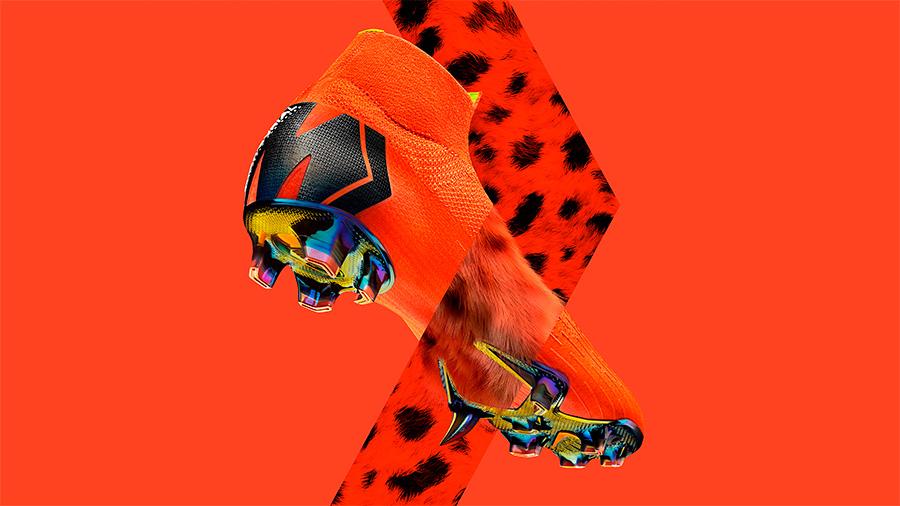 Nike Mercurial Superfly 6 Total Orange