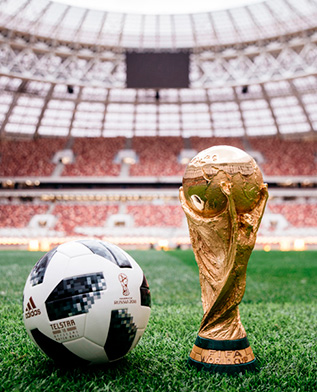 Alt om VM 2018