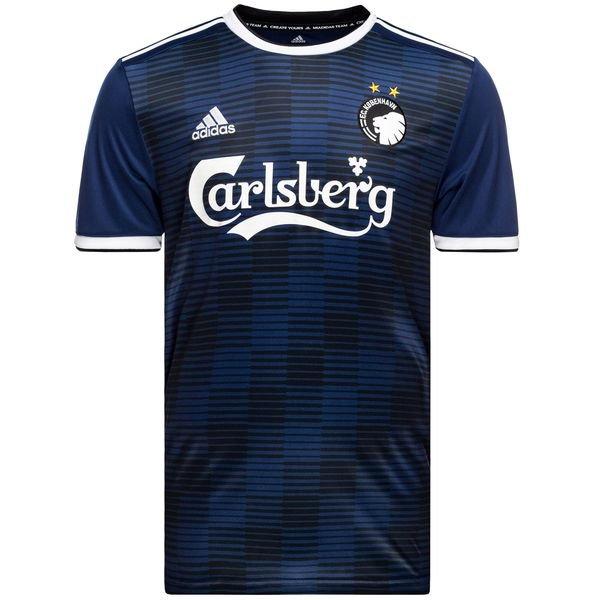 FC København Udebanetrøje 2018