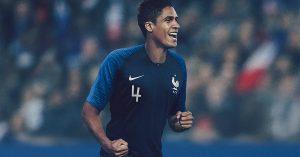 Frankrigs Landsholdstrøje til VM 2018