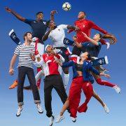 Frankrigs pre-match Kollektion til VM 2018