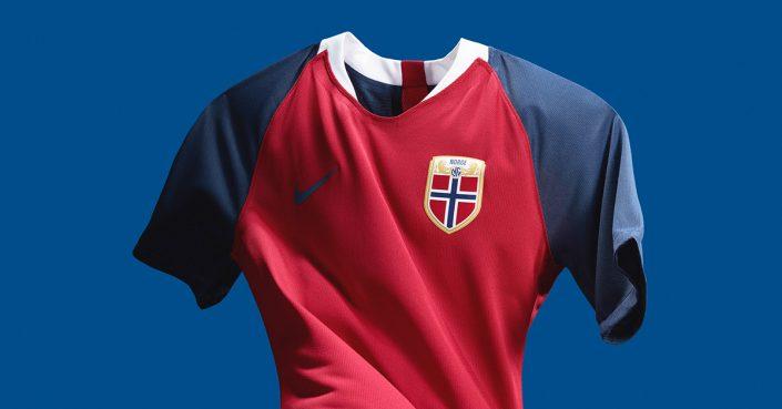 Norges Landsholdstrøje 2018