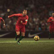 Portugals Landsholdstrøje ved VM 2018