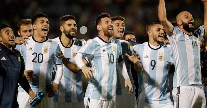 Argentina VM 2018
