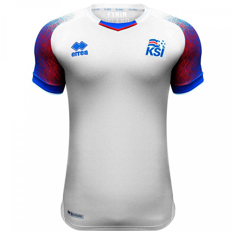 Islands Landsholdstrøje til VM 2018 - Udebane
