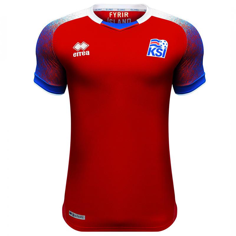 Islands Landsholdstrøje til VM 2018 - Målmand