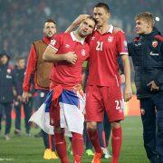 Serbien - VM 2018