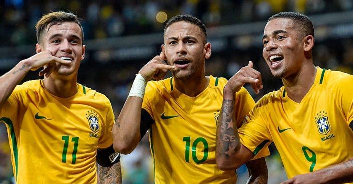 Brasilien VM 2018