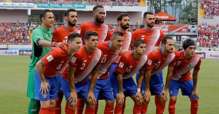Costa Rica VM 2018