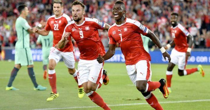 Schweiz VM 2018