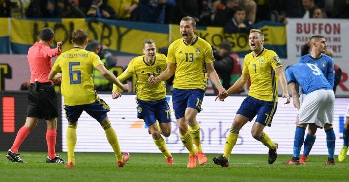 Sverige VM 2018